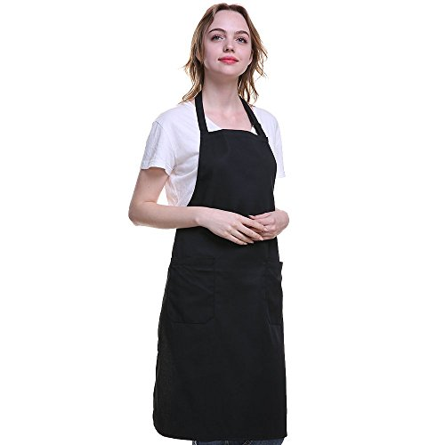 3b10b75e414 The Grillfather (White Print) Full Length Apron with Pockets - WURST ...