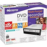 Memorex 18X DVD+/-RW Multi Dl Internal Drive