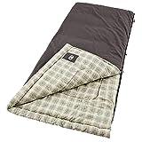 Coleman Big & Tall Sleeping Bag | 0°F Sleeping Bag | Heritage Cold-Weather Camping Sleeping Bag