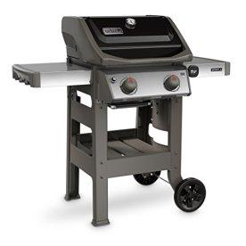 Weber-44010001-Spirit-II-E-210-2-Burner-Liquid-Propane-Grill-Black