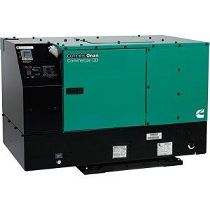 Cummins Onan 10KW 83/42A Diesel Commercial QD 10000 Generator 10.0HDKCC-42345