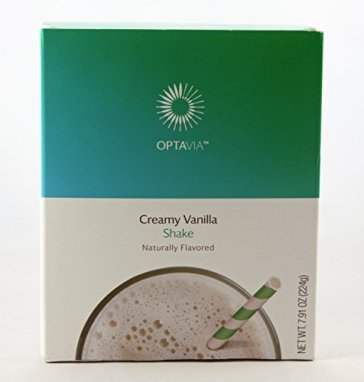 Optavia Creamy Vanilla Shake, 7 Servings