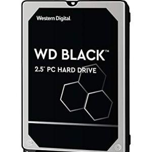 Western Digital 1TB WD Black Performance Mobile Hard Drive – 7200 RPM Class, SATA 6 Gb/s, 64 MB Cache, 2.5″ – WD10SPSX