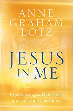 'Jesus in Me' book cover