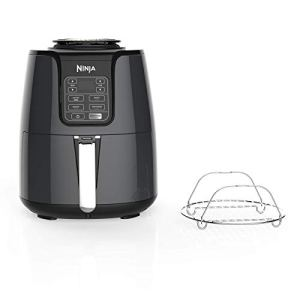 Ninja AF101 Air Fryer that Cooks, Crisps and Dehydrates, with 4 Quart Capacity, Black/gray 3