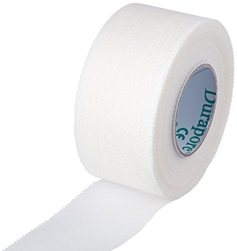Durapore Medical Tape, Silk Tape – 1 in. x 10 yards – Every Roll 41ZxSJ256TL