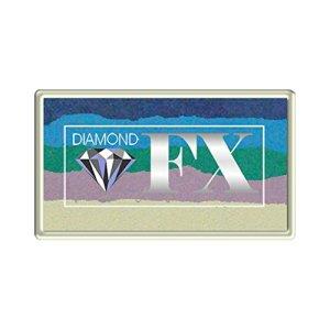 Diamond FX 28 gm Split Cake / One Stroke Face Paint ~ Blueberry Hill (RS30-11) 41ZxT92zS6L
