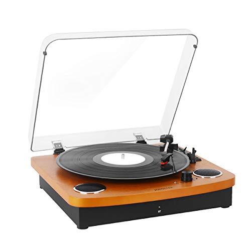 Vintage Vinyl Record Turntable Player...