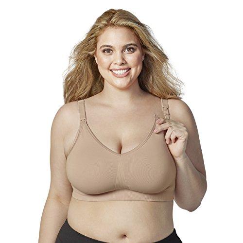 3a80961aec8f0 Bravado! Designs Women s Maternity Body Silk Seamless Nursing Bra ...