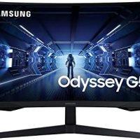 "Samsung Odyssey G5 LC27G55TQWMXUF 27"" 2K 144Hz 1ms FreeSync HDR Curved VA Oyuncu Monitör 14"