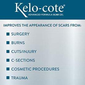 Kelo-cote Advanced Skincare Formula Scar Gel