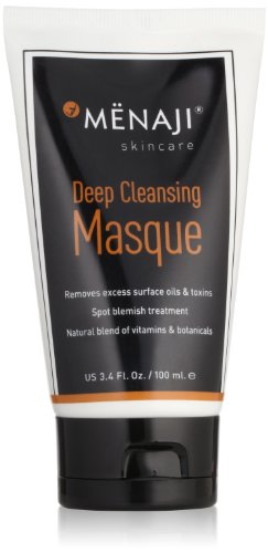 41aGU m8skL Deep cleansing masque replenishes and rejuvenates the complexion for a younger-looking finish Sea kelp and aloe vera work with vitamins c, e and b6 to condition It is recommended for casual use