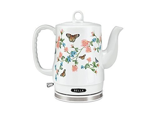 Sensio Electric Ceramic Butterfly Kettle