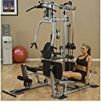Body-Solid Powerline Home Gym with Leg Press (P2LPX)