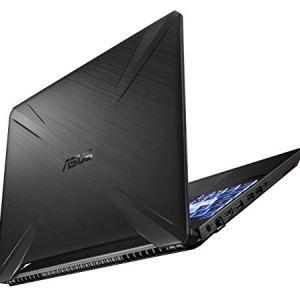 ASUS TUF Gaming FX505DT 15.6″ FHD 120Hz Laptop GTX 1650 4GB Graphics (Ryzen 5-3550H/8GB RAM/512GB PCIe SSD/Windows 10/Stealth Black/2.20 Kg), FX505DT-AL106T