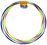 Wham-O Original Assorted Colors and Sizes Hula Hoop Set with plastic bearings