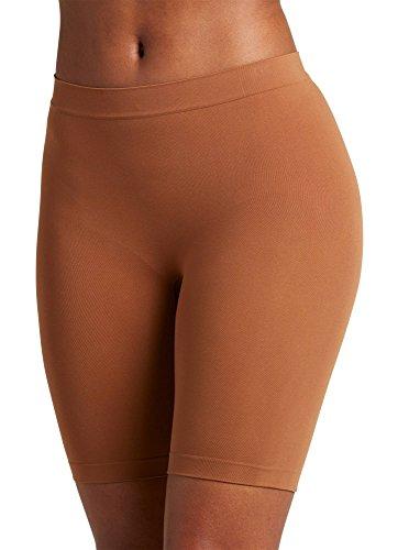 Jockey Women's Underwear Skimmies Slipshort, Bronze, M