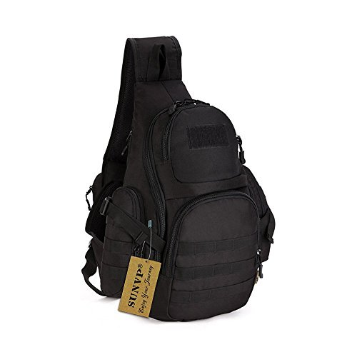 2a3a9959aced Tactical Sling Pack Backpack Military Shoulder Chest Bag by Sunvp ...