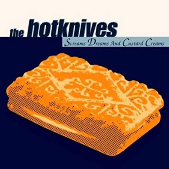 HOTKNIVES - Screams Dreams & Custard [Vinyl] - Amazon.com Music