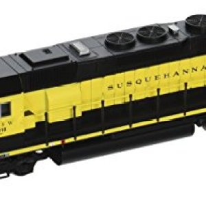 Bachmann Industries New York, Susquehanna And Western #3018 EMD SD40-2 DCC Equipped Diesel Locomotive 41al6MvuS7L