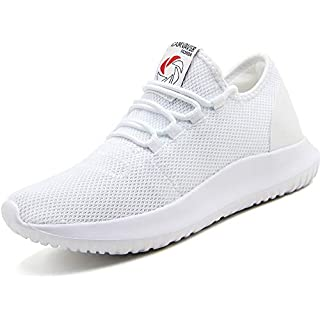 CAMVAVSR Men's Sneakers Fashion Lightweight Running Shoes Tennis Casual Shoes for Walking How Often To Replace Running Shoes]