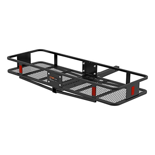 CURT 18151 Basket-Style Cargo Carrier