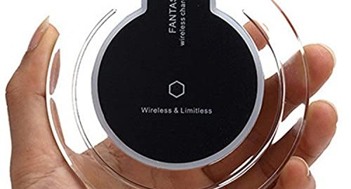Wireless Charger for iPhone | Samsung Galaxy Mobile Phones