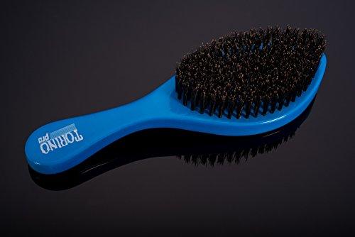 Torino Pro Wave brush #350 by Brush King - Medium Curve