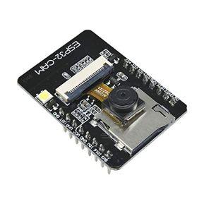 Aideepen-ESP32-CAM-WiFi-Bluetooth-Development-Board-2PCS-ESP32-DC-5V-Dual-core-Wireless-with-OV2640-Camera-TF-Card-Module