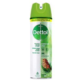 Dettol Disinfectant Sanitizer Spray Bottle | Kills 99.9% Germs & Viruses | Germ Kill on Hard and Soft Surfaces (Original…