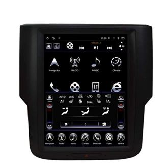 LinksWell-T-Style-Radio-Head-Unit-Car-Stereo-Fit-for-Ram-2013-2018-Trucks-1500-2500-3500-Navigation-System-104-Inch-Touch-Screen-in-Dash-GPS-Android-Multimedia-Player-2GB-RAM-32GB-ROM-by-Sintegrate
