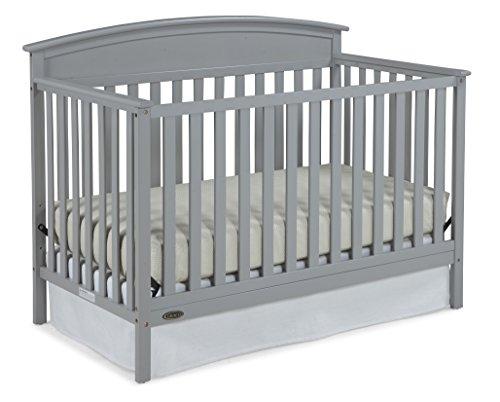 #1 - Graco Benton 5-in-1 Convertible Crib