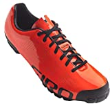 Giro Empire VR90 Cycling Shoe - Men's Vermillion/Black, 43.0