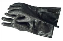 Artisan-Griller-BBQ-Heat-Resistant-Textured-Mitts-for-CookingGrilling-Kitchen-Barbecue-14-Black-Size-10XL