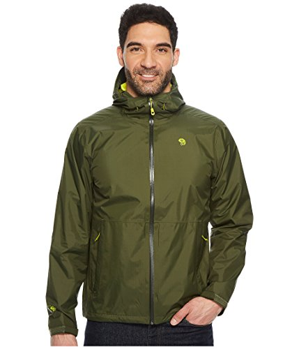 Mountain Hardwear Finder Jacket - Men's Surplus Green Small