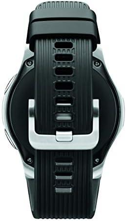 Samsung Galaxy Watch smartwatch (46mm, GPS, Bluetooth) – Silver/Black (US Version with Warranty) 6
