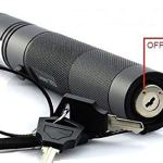 Black Cat 500mW Rechargeable Green Laser...