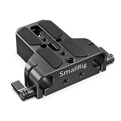 SMALLRIG-Camera-Base-Plate-with-Rod-Rail-Clamp-for-Sony-A6500-A6600-for-Panasonic-GH5-Sony-A7-Series-etc-Both-for-Cameras-Cages-1674
