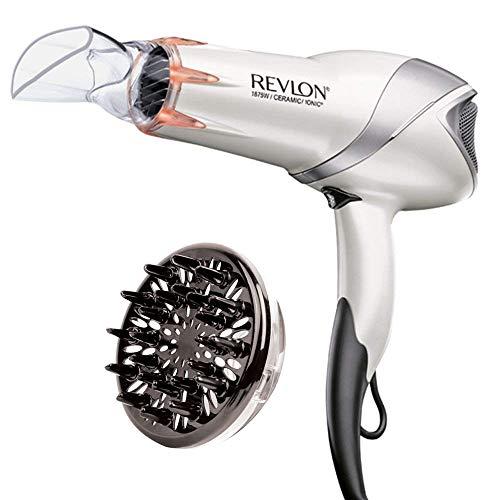 Revlon 1875W Infrared Hair Dryer for Faster Drying & Maximum Shine