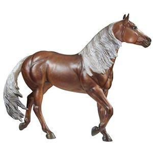 Breyer Traditional Series Latigo Dun It   Horse Toy Model   1: 9 Scale   Model #1791