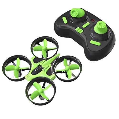 Mini Quadcopter Drone, EACHINE E010 2.4GHz 6-Axis Gyro Remote Control Best Nano Quadcopter Drone Boys Girls – Headless Mode, 3D Flip, One Key Return