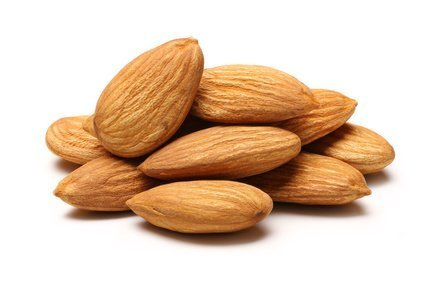 41bng9Q62IL - Fruitri Premium California Almonds, 100% Natural Badam Giri (250gm)