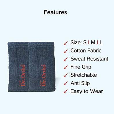 Dr-Ortho-Knee-Support-Grey-Medium