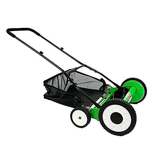 DuroStar 20' 5-Blade Height Adjustable Push Reel Mower