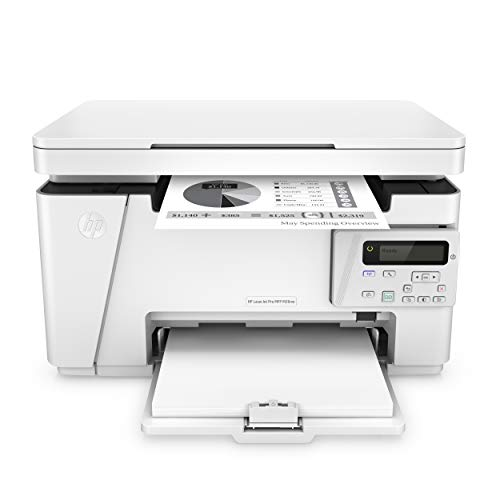 HP Laserjet Pro M26nw Wireless All-in-One Compact Laser Printer (T0L50A)