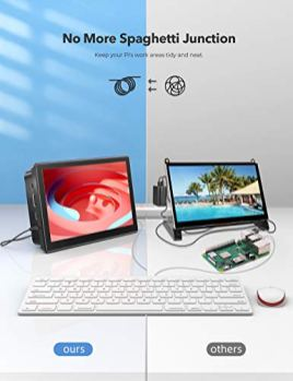 Raspberry-Pi-7-Touch-Screen-Display-with-Case-1024x600-Support-Type-C-IPS-178-Ultra-Wide-View-Angle-Monitor-with-Cooling-Fan-10-Finger-Capacitive-Touch