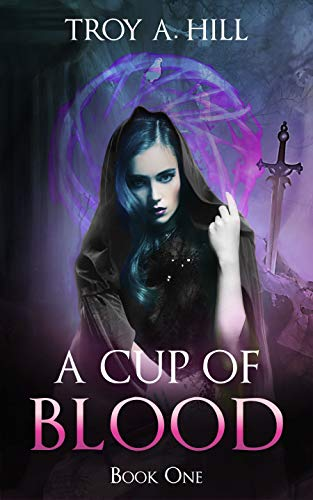 A cup of blood by Troy Hill