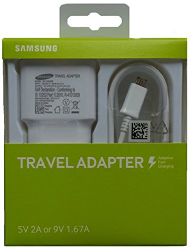 Samsung 9Volt 20Amp Travel Adapter With 3 Ft Micro USB Cable 2