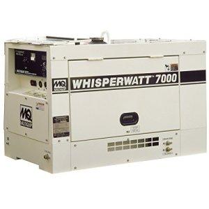 Multiquip DA7000SSA2 Kubota Diesel Generator, 7kW, 120/240V