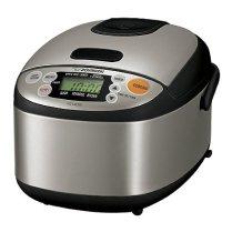 Kitchen gadgets. Zojirushi NS-LGC05XB 3 cup Micom Rice Cooker & Warmer